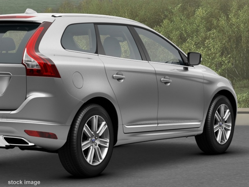 volvo image gallery 2016 volvo xc60 t6 awd bright silver. Black Bedroom Furniture Sets. Home Design Ideas