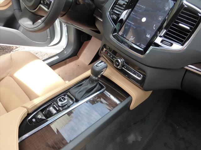 Volvo Image Gallery: 2016 Volvo xc90 interior 2016 Volvo XC90 T6 AWD Momentum Plus Amber Interior