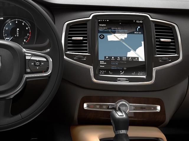 Momentum >> Volvo Image Gallery: 2016 Volvo xc90 interior 2016 Volvo XC90 T6 AWD Momentum Plus Amber Interior