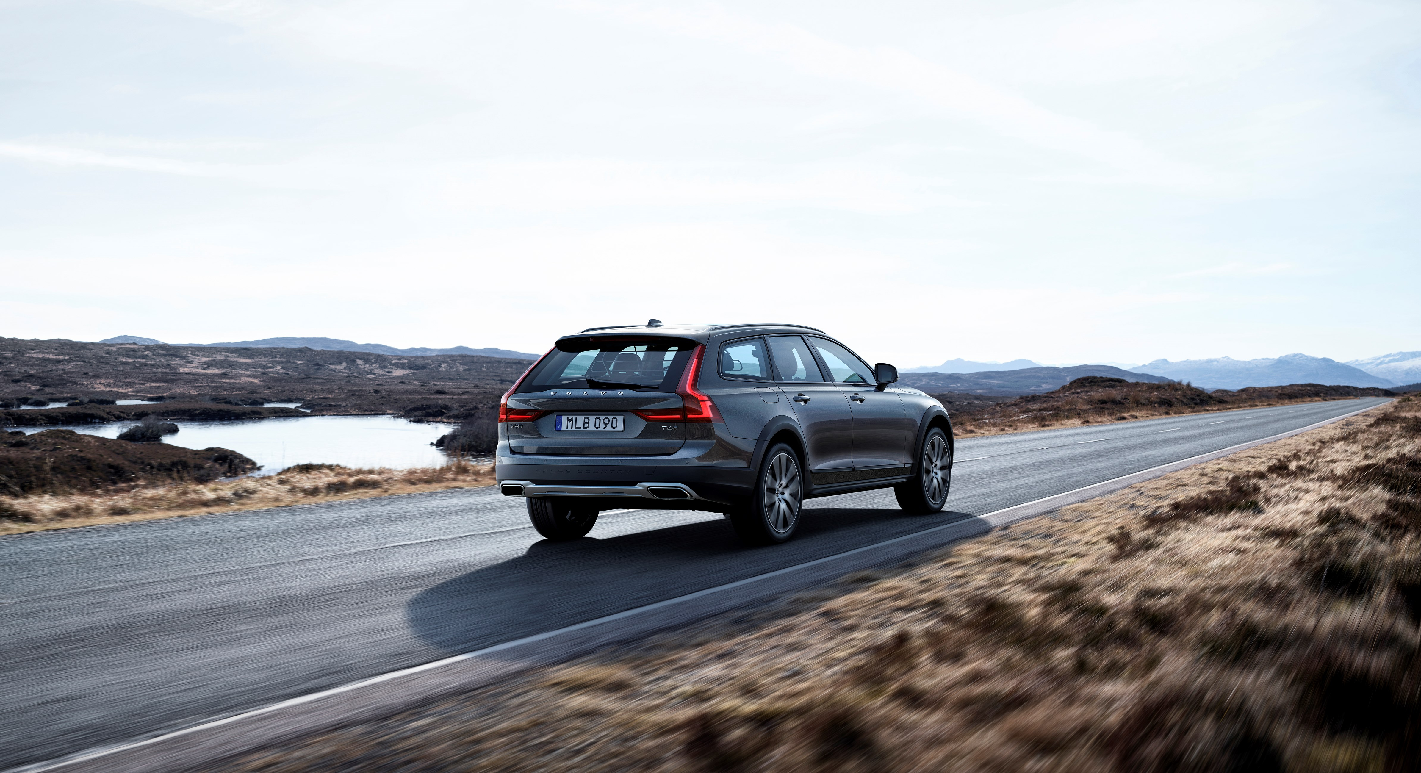 Volvo Image Gallery 2017 V90 Cross Country The 2018 Is New Top Of Page