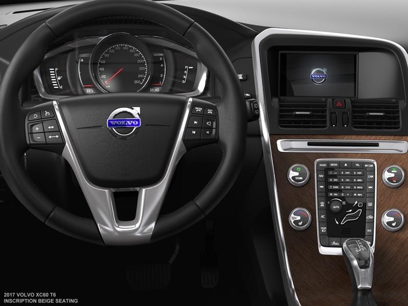 2017 Xc60 T6 Inscription Beige Interior Stock Image Volvo 1aa Jpg