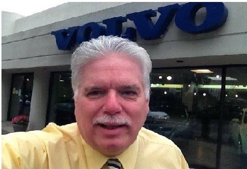 Bernie Valentinetti at Kundert Volvo Cars