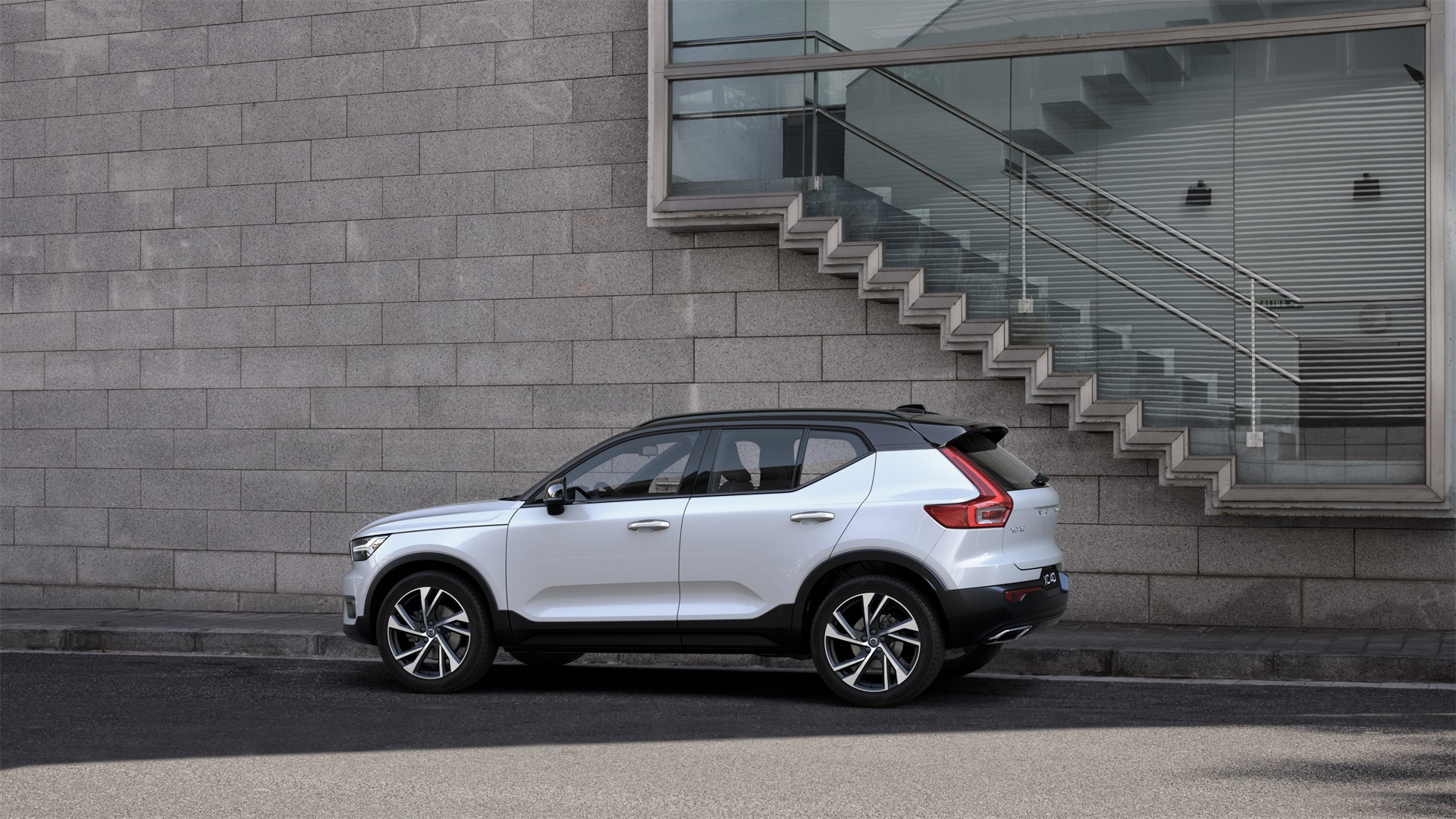 Volvo Xc40 2019 Motor Trend Suv Of The Year Finalist